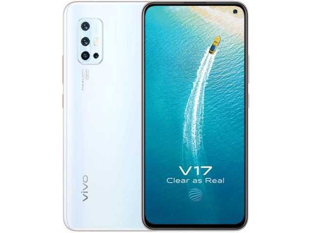 Vivo V17 with 6.44-inch screen and 32MP front camera launched at Rs 22,990
