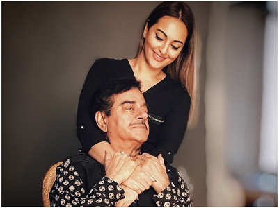 Sonakshi's b'day wish for dad Shatrughan