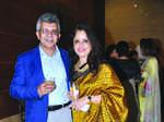 Anandvir Singh and Sushma Singh