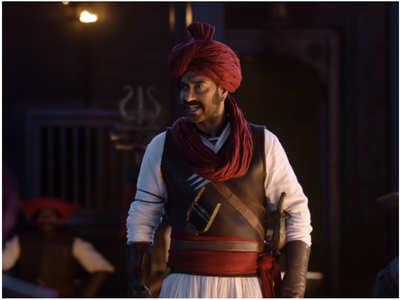 Watch: Ajay's new 'Tanhaji' teaser