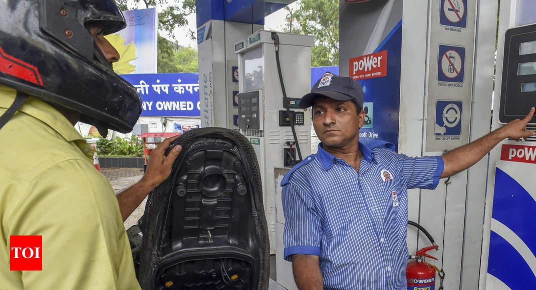 Petrol at Rs 75 per litre, diesel crosses Rs 66
