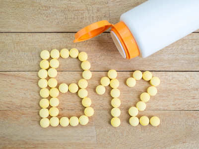 Top four vegetarian foods rich in Vitamin B12