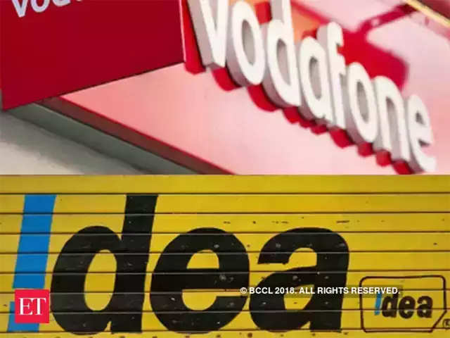 Vodafone Idea shares slip over 14%