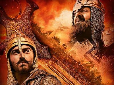 Jaipur theatres stop screening 'Panipat'