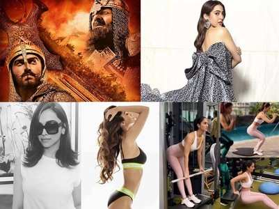 Protest against Panipat, Deepika's look & more