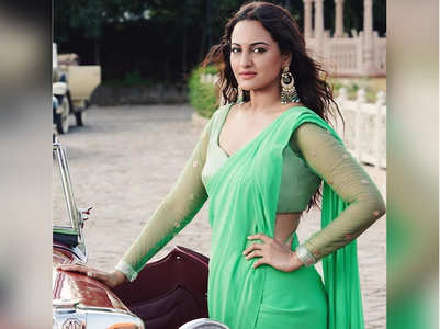 Sonakshi: I remember my dad shedding a tear