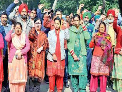 Still not paid salaries, Punjab government staffers to