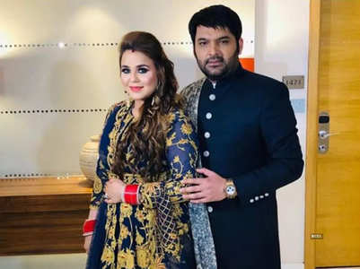 Kapil Sharma, wife Ginni blessed with baby girl