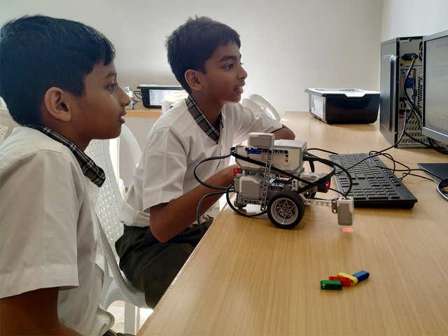 Karnataka: Robotics labs in schools big draw among kids