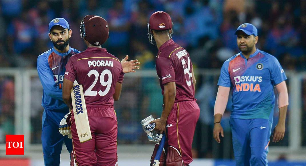 India vs West Indies: Defending totals, Team India's Achilles heel in T20I cricket