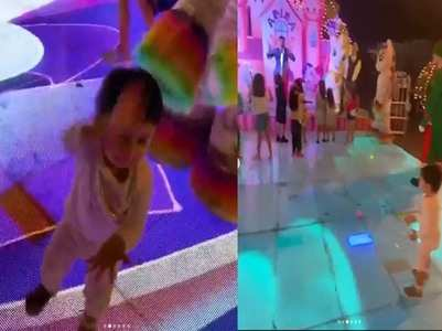 Inside pics-videos from Adira's b'day bash