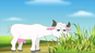 Kids Stories | Nursery Rhymes & Baby Songs - 'Goat'- Kids Nursery Story In Gujarati