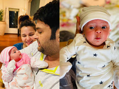 Wishes pour in for new parents Kapil-Ginni