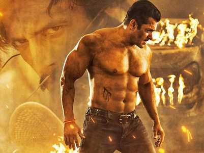 Salman Khan in new 'Dabangg 3' poster