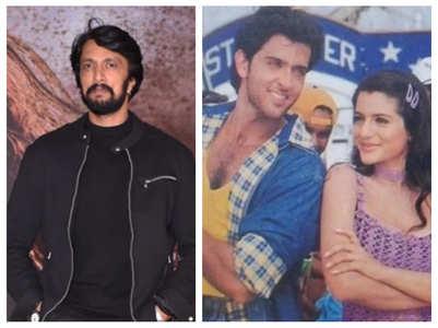 Sudeep's 'Kaho Naa... Pyaar Hai' connection