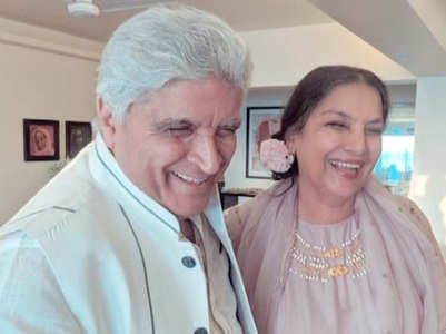 Shabana & Javed complete 35 years of marriage
