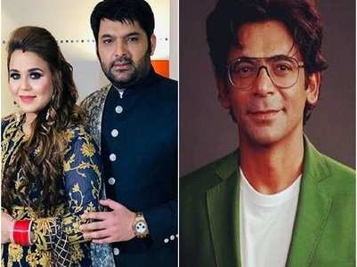 Sunil Grover sends his love to new dad Kapil
