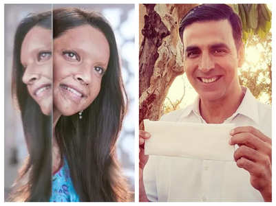 Chhapaak to PadMan: Films on real-life heroes