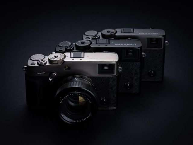 Fujifilm launches X-Pro3 mirrorless digital camera in India