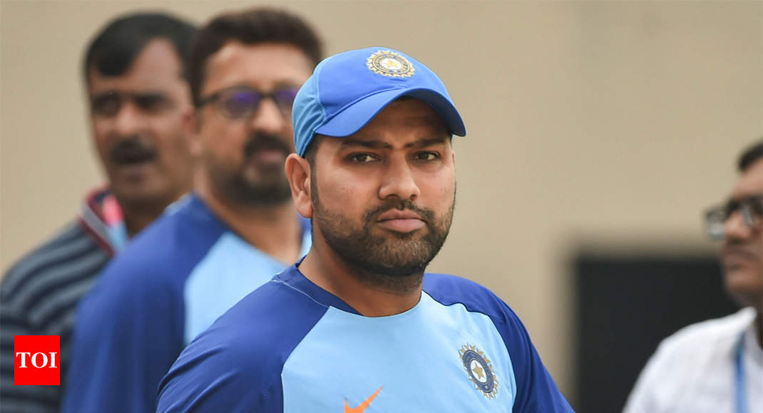 There's time for T20 WC, let's focus on winning this series: Rohit