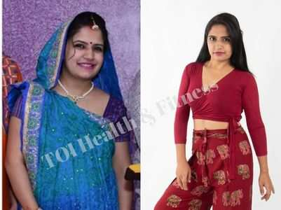 Weight loss: After my C-sec I was told I won't be able to lose weight! I proved them wrong by shedding 25 kilos