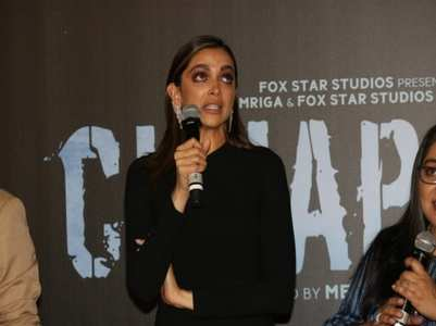 Top 5 highlights from Chhapaak trailer launch