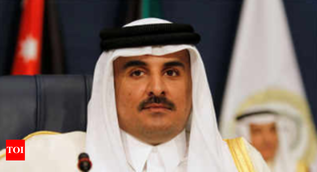 Qatar emir not attending annual Gulf summit in Saudi Arabia