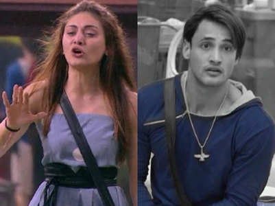 BB13: Shefali reveals why she would kiss Asim