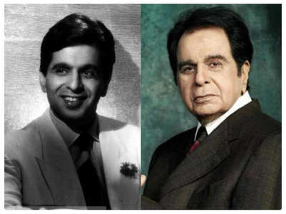 Dilip Kumar: Rare images of the veteran actor