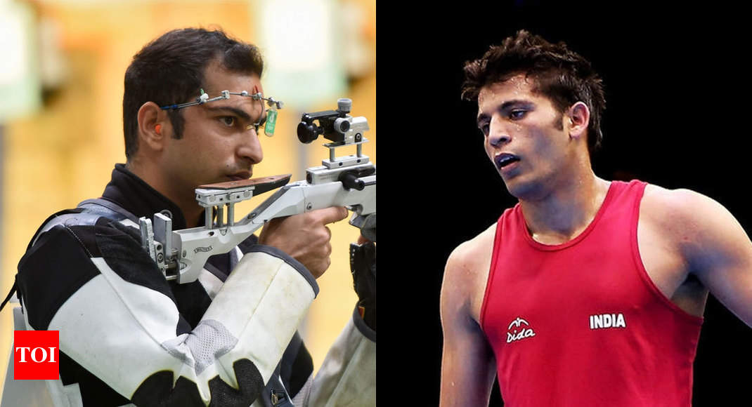 Shooter Ravi Kumar, boxer Sumit Sangwan fail dope tests