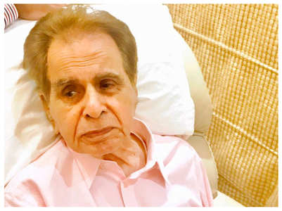 Dilip Kumar thanks well wishers on his b'day