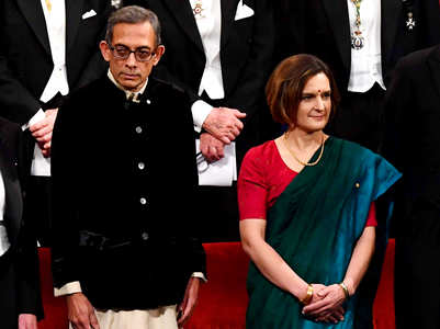 Abhijit Banerjee wore dhoti to receive the 2019 Nobel Prize