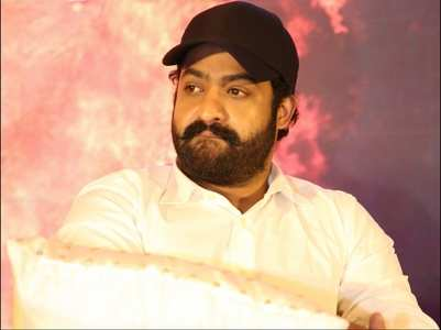 Leaked! Junior NTR's look from RRR