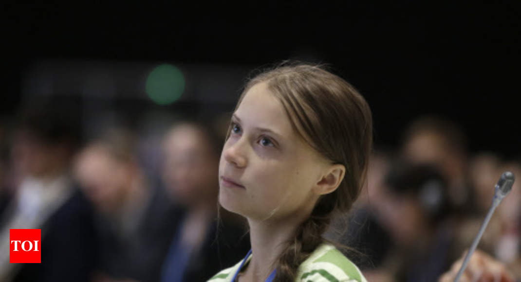 Teen climate activist Greta Thunberg is Time's Person of the Year