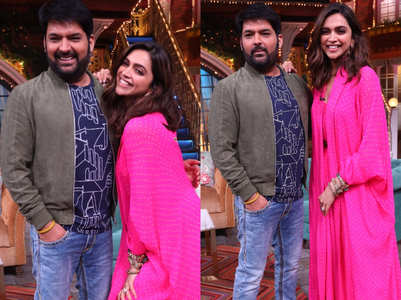 New dad Kapil Sharma resumes shoot for TKSS
