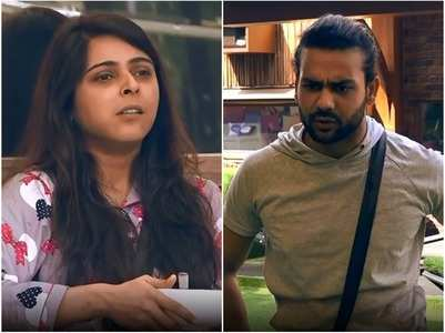 BB13: Madhurima and ex Vishal's ugly fight
