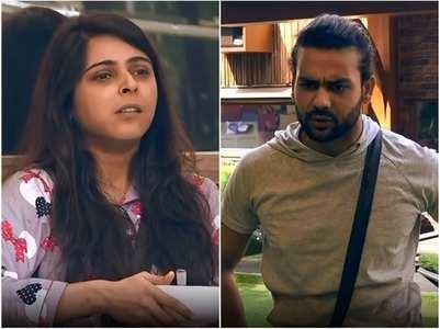 BB13: Madhurima and ex Vishal's ugly fight