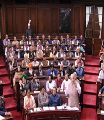 RS passes Citizenship Amendment Bill with 125 votes in favour