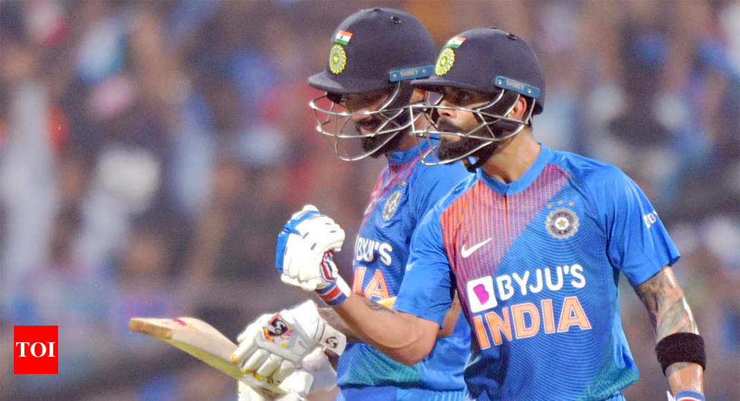 India vs West Indies, 3rd T20I: Batsmen dazzle as India clinch series with 67-run win