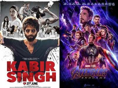 Read: 'Kabir Singh' beats 'Avengers: Endgame'
