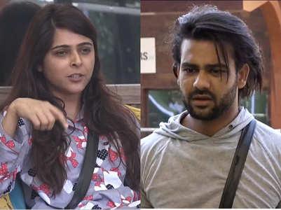 BB13: Madhurima calls Vishal a 'eunuch'