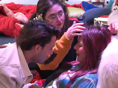 BB13: Shehnaz has an emotional breakdown