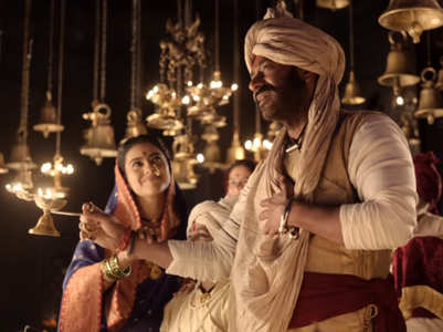 Watch 'Tanhaji' new song 'Maay Bhavani'