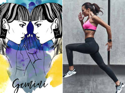Best workout styles for all zodiac signs