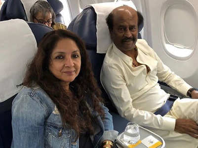 Pic: Neena's B'day post for Rajinikanth!