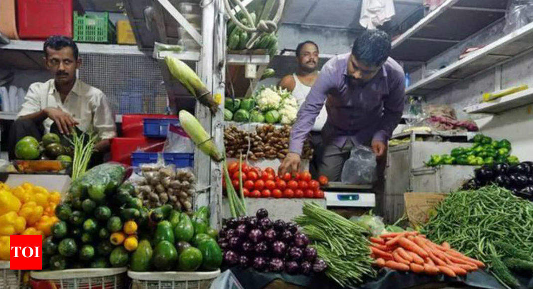 Retail inflation rises to 5.54% in November