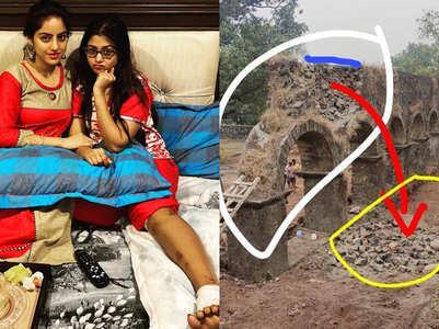 Deepika meets an injured Tanvi Dogra