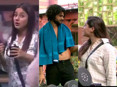 BB13: Rashami-Shehnaz gang up against Vishal