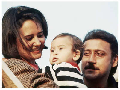 Do Not miss THIS baby pic of Tiger Shroff