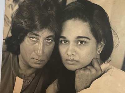 Shraddha's anniversary wish for parents